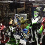 Tiger & Bunny Figures