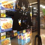 Darth Vader at Ralph&#039;s.